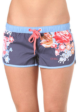 ONEILL Womens PW Vintage Flower Shorts blue aop