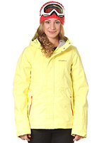 ONEILL Womens PWES Frame Jacket lime yellow