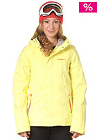 ONEILL Womens PWES Frame Snow Jacket lime yellow
