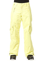 ONEILL Womens PWFR Coral Pant lime yellow