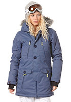 ONEILL Womens PWFR Spellbound Shell Parka Jacket sunrise/blue