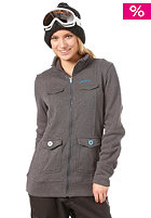 ONEILL Womens Pwtf Heat FZ Fleece new steel