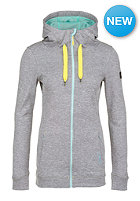 ONEILL Womens PWTF Hooded Zip Fleece silver mel