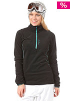 ONEILL Womens Pwtf O'Neill Halfzip Fleece black/out