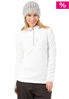 ONEILL Womens Pwtf O'Neill Halfzip Fleece powder/white