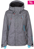 ONEILL Womens Rainbow Snow Jacket black out