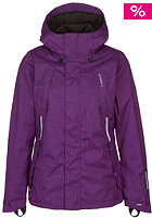 ONEILL Womens Rainbow Snow Jacket purple haz