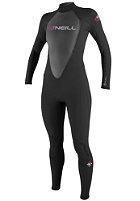 ONEILL WETSUITS Womens Reactor 3/2mm Full black/black/black