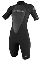 ONEILL Womens Reactor Spring 2mm Wetsuit black/black/black