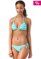 ONEILL Womens Ruby Triangle B-Cup Bikini green aop