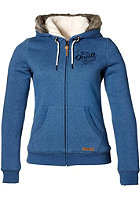 ONEILL Womens San Fran Hooded Jacket dusty blue