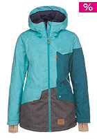 ONEILL Womens Segment Snow Jacket spring grass