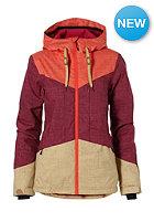 ONEILL Womens Segment Snowboard Jacket beige lark