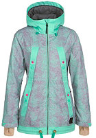 ONEILL Womens Sketch Jacket pink aop