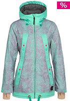 ONEILL Womens Sketch Jacket pink aop
