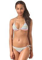 ONEILL Womens Sparkling Triangle B-Cup Bikini white aop
