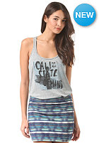 ONEILL Womens State Of Mind Tank Top silver melee