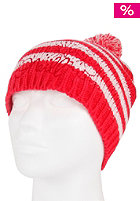 ONEILL Womens Striped Pompon Beanie eden/pink