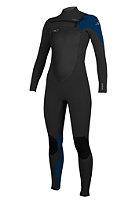 ONEILL Womens Superfreak Fz 5/4 Wetsuit blk/deepsea/spyglass