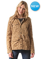 ONEILL Womens Valkiria Jacket brown aop