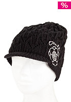 ONEILL Womens Visor Ring Beanie black/out