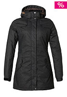 ONEILL Womens Woods Snow Jacket deep dark