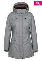 ONEILL Womens Woods Snow Jacket silver melee