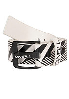 ONEILL Zebra Crossing Belt powder/white