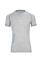 ORTOVOX 185 Short Sleeve grey blend