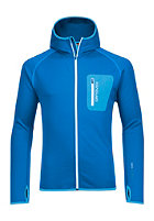 ORTOVOX Fleece Hoody blue ocean