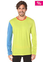 ORTOVOX Rock�N�Wool Longsleeve happy green
