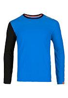 ORTOVOX Rock�N�Wool Longsleeve vivid blue