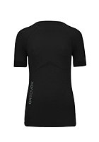 ORTOVOX Womens Comp Short Sleeve black raven