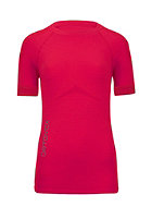ORTOVOX Womens Comp Short Sleeve very berry