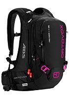 ORTOVOX Womens Free Rider ABS 24L black anthracite