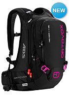 ORTOVOX Womens Free Rider ABS 24L black anthracite