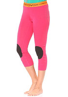 ORTOVOX Womens Rock�N�Wool First Layer Short Pant very berry