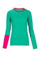 ORTOVOX Womens Rock�N�Wool Longsleeve crazy green