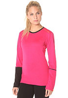 ORTOVOX Womens Rock�N�Wool Longsleeve very berry