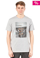 OXBOW Shaper S/S T-Shirt heather grey