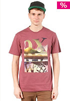 OXBOW Sunset S/S T-Shirt raisin