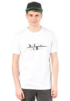 OXBOW Typsurf S/S T-Shirt white