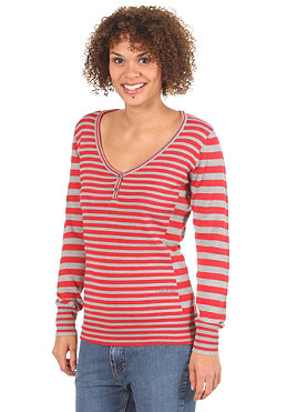 OXBOW Womens Doreen Woolsweat red