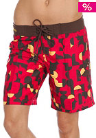 OXBOW Womens Risat Boardshort berry