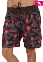 OXBOW Womens Risat Boardshorts dark brown