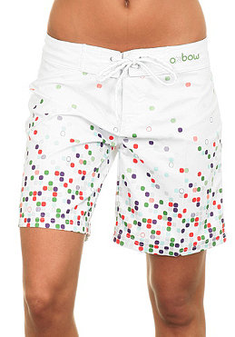 OXBOW Womens Rozann Boardshorts white