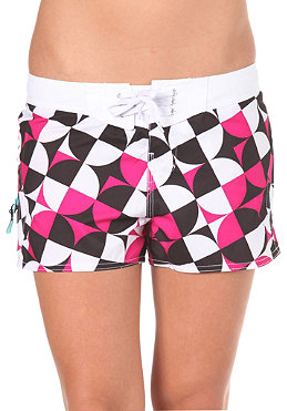 OXBOW Womens Tatia Boardshorts fuschia beach