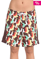 OXBOW Womens Tussor Boardshorts fox