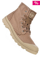 PALLADIUM Pampa Hi espresso/putty
