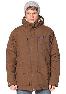 PATAGONIA Isthmus Parka Jacket peat brown